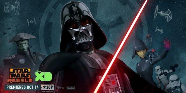 Star Wars Rebels Villains_