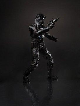 StarWars Black Series Force Awakens Villain Pilot