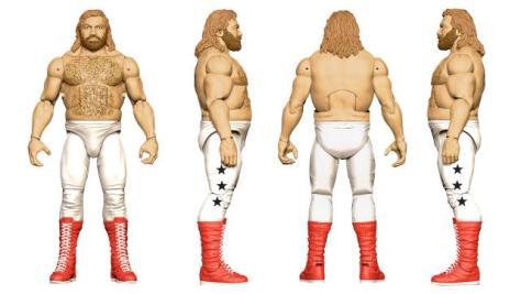 WWE Ringside Fest Mattel Big John Studd