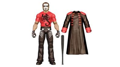WWE Ringside Fest Mattel Elite 39 Sting