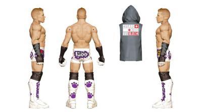 WWE Ringside Fest Mattel Elite 40 Tyson Kidd 2