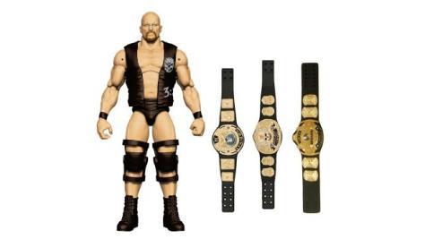 WWE Ringside Fest Mattel Stone Cold Steve Austin DM