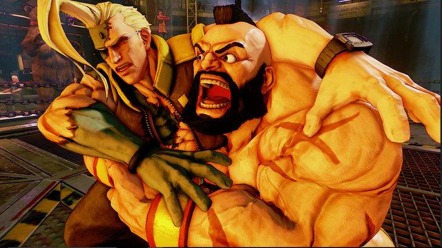 Zangief Street Fighter 5 -_ca_mid vs Charlie