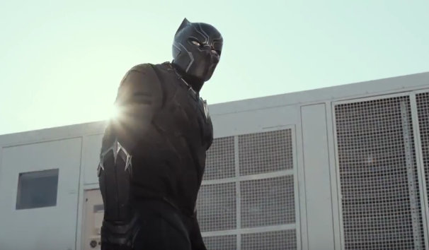 """Captain America Civil War"" - Black Panther"