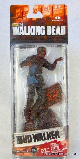 McFarlane Toys Walking Dead Mud Walker - front package
