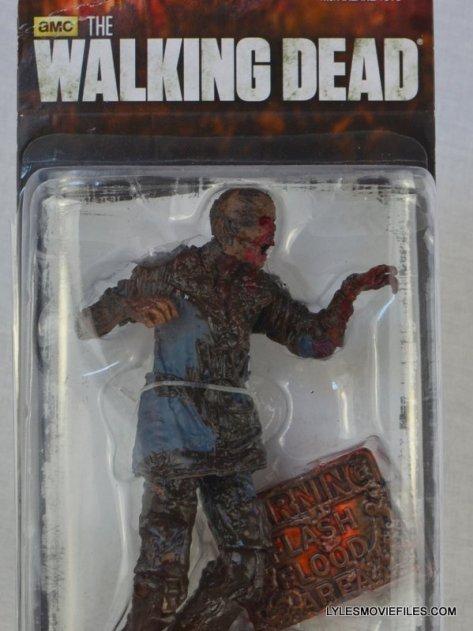 McFarlane Toys Walking Dead Mud Walker - package close up