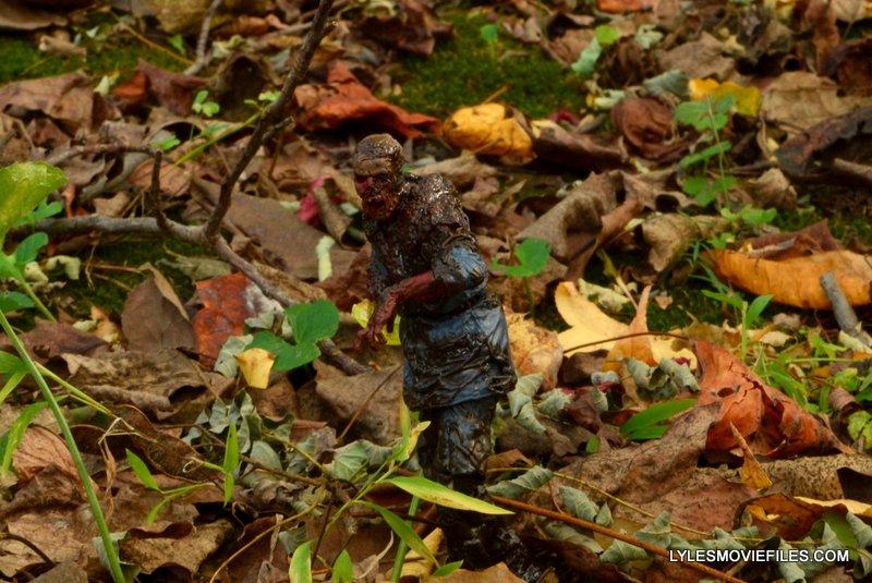 McFarlane Toys Walking Dead Mud Walker - plodding along