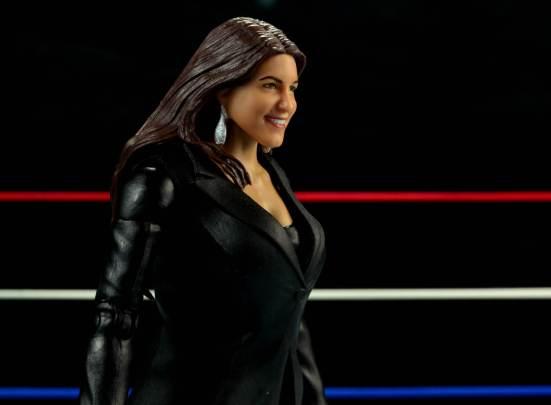 WWE Basic Stephanie McMahon - right side close up