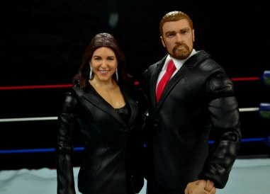 WWE Basic Stephanie McMahon - The Authority