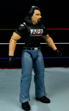 WWE Mattel APA -Bradshaw right side