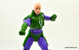 DC Collectibles Icons Lex Luthor review -fight ready