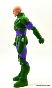 DC Collectibles Icons Lex Luthor review -left side