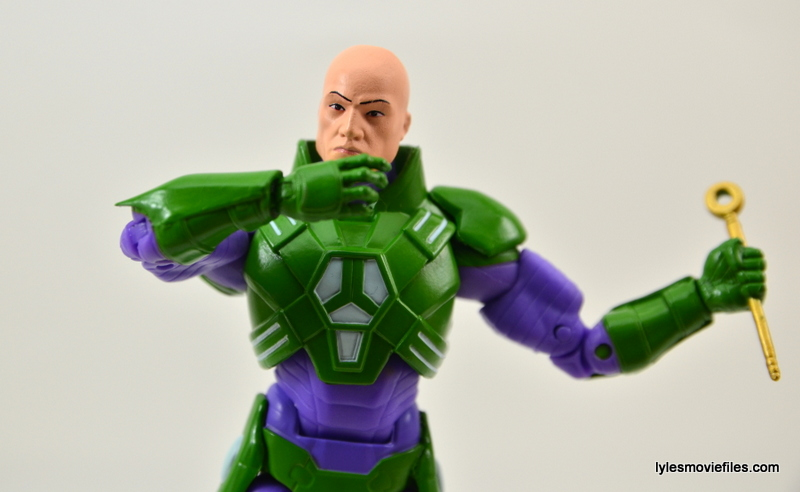 DC Collectibles Icons Lex Luthor review -thinking