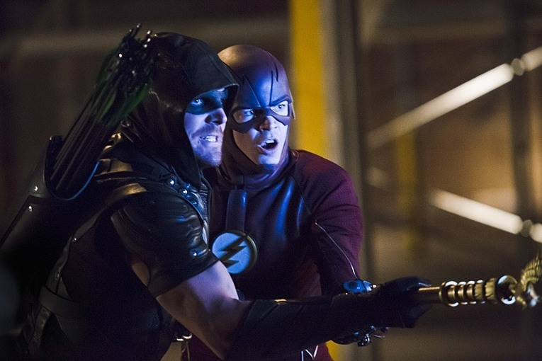 arrow-league-of-yesterday-green-arrow-flash