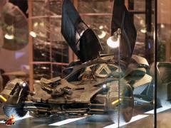 Batmobile Batman v Superman Dawn of Justice figure Hot Toys