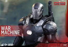 Captain America Civil War - War Machine -profile