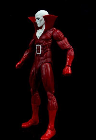 DC Icons Deadman figure review -left side