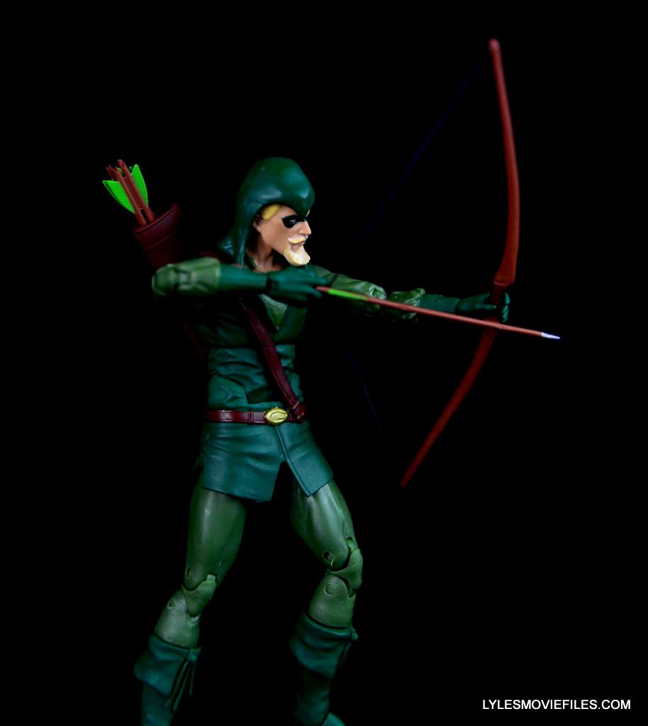 Review: Green Arrow #4 — Comic Bastards
