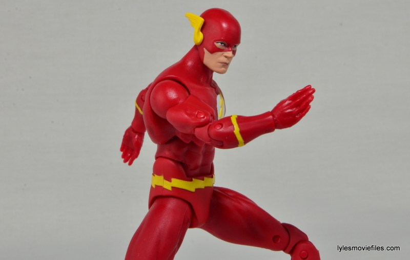 DC Icons The Flash figure review -main pic