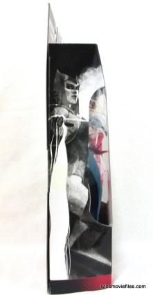 Marvel Legends Scarlet Witch figure review - side packaging