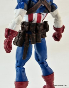 Marvel Legends three-pack Ms. Marvel, Captain America and Radioactive Man -Cap holster