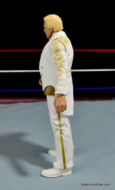 Mattel WWE Heenan Family set action figures review -Heenan left side