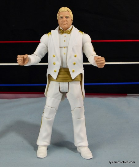 Mattel WWE Heenan Family set action figures review - Heenan straight