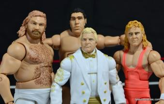 Mattel WWE Heenan Family set action figures review -main pic