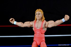 Mattel WWE Heenan Family set action figures review - Mr. Perfect spotlight pic