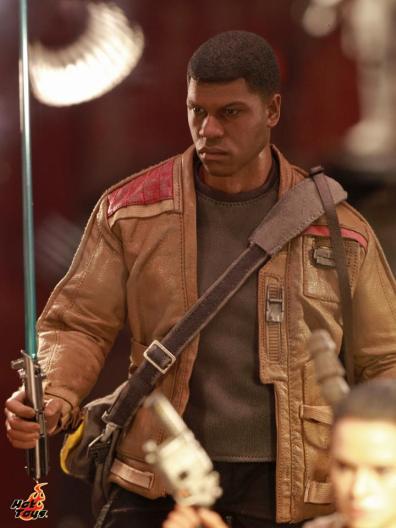 Star Wars Force Awakens Finn figure Hot Toys