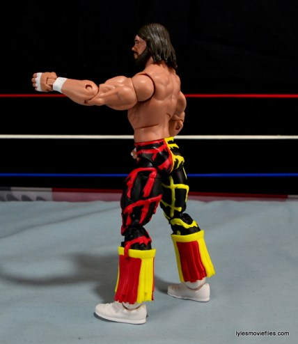 WWE Elite 38 Macho Man Randy Savage review -left rear
