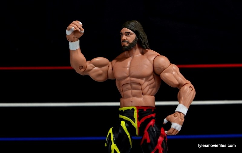 WWE Elite 38 Macho Man Randy Savage review -profile pic