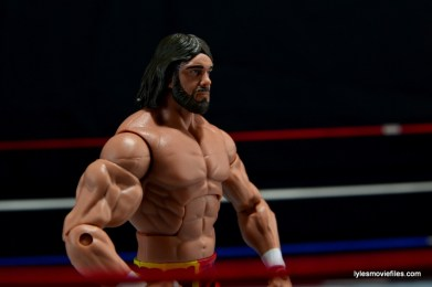 WWE Elite 38 Macho Man Randy Savage review -right profile