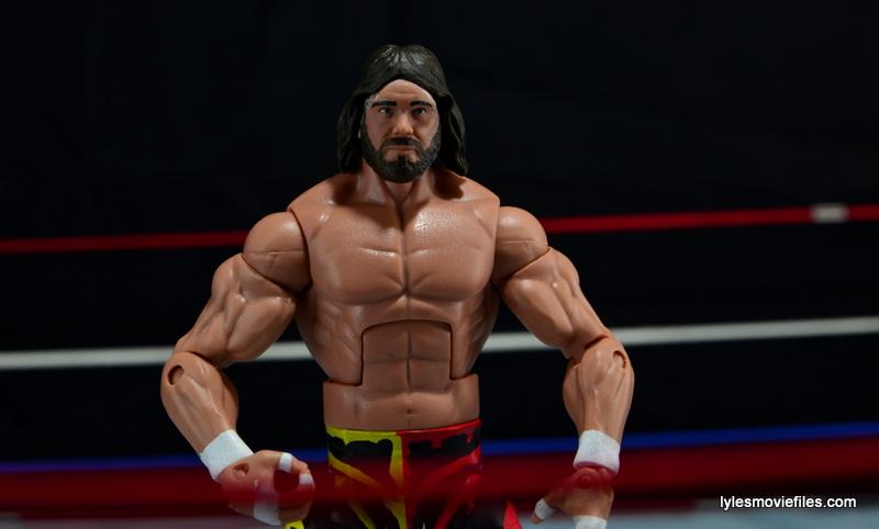 WWE Elite 38 Macho Man Randy Savage review -wide shot