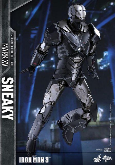 Hot Toys Iron Man Sneaky Figure Revealed