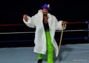 WWE Elite The Godfather review -with Jakks fur coat