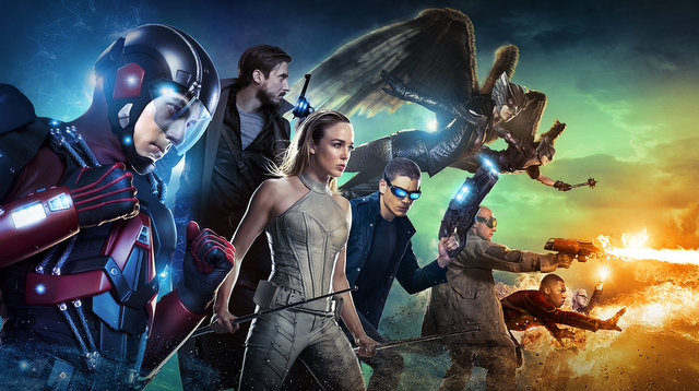 dc's legends of tomorrow recap -main team pic