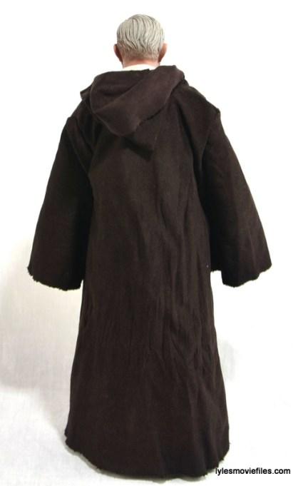 Hot Toys Obi-Wan Kenobi figure review -robe rear