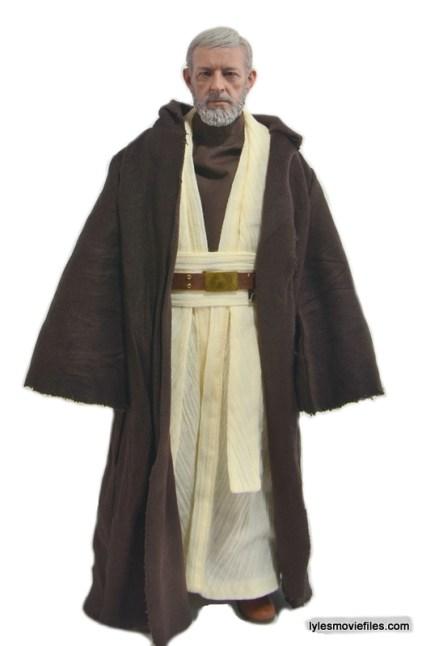 Hot Toys Obi-Wan Kenobi figure review - straight