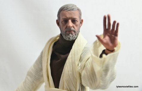 Hot Toys Obi-Wan Kenobi figure review -these aren't the droids