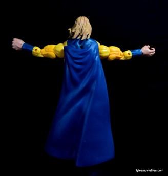 Marvel Legends Sentry figure review -rear