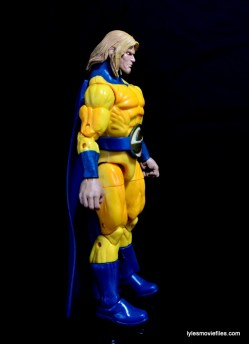 Marvel Legends Sentry figure review -right side