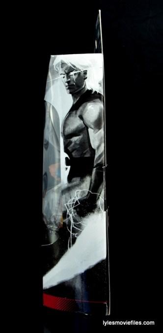 Marvel Legends Sentry figure review - side package