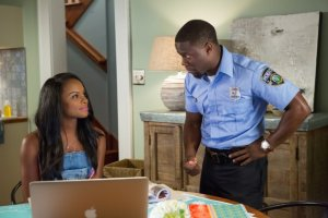 ride along 2 - tika sumpter and kevin hart