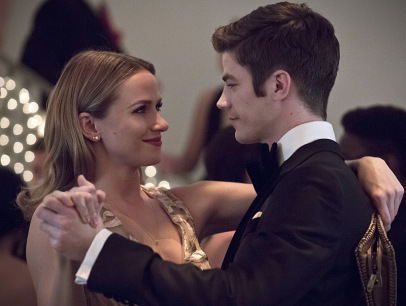 the flash potential energy recap - patty and barry