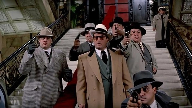 The Untouchables Review on oscar movie costumes