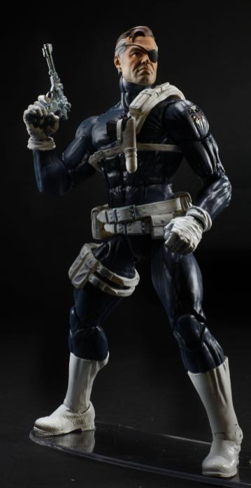 Captain America Civil War Marvel Legends - Nick Fury