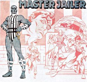 Master Jailer