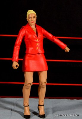 Mattel WWE Lana and Rusev Battle Pack -Lana front