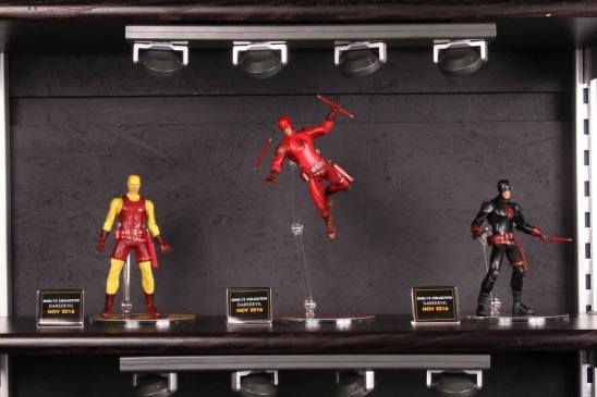 Mezco Toys pre-Toy Fair - Daredevil